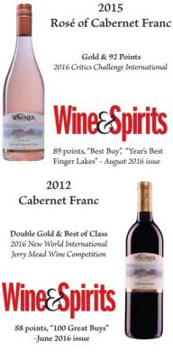 Cabernet Franc Awards