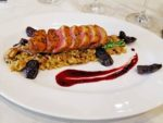 Duck Breast Risotto
